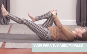 yoga y abdominales