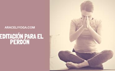 meditación para el perdón