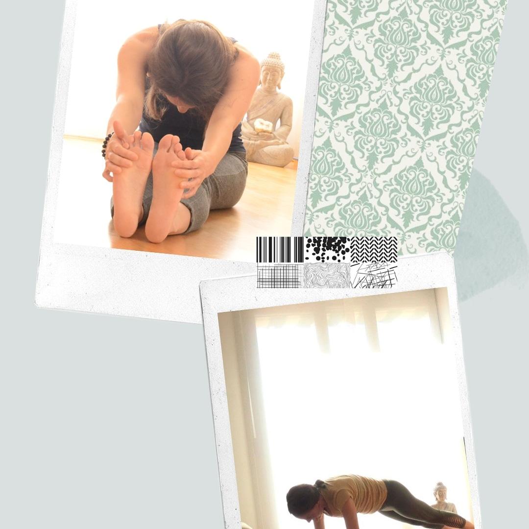 yoga y lucha diaria