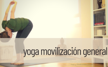 yoga movilización general