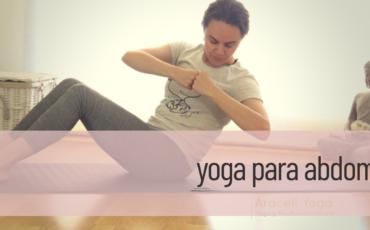 yoga para abdomen