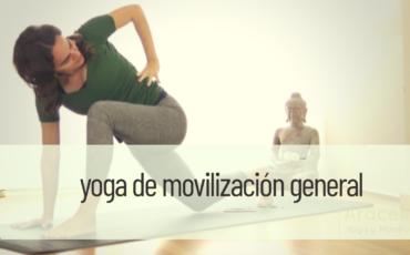 yoga de movilización general