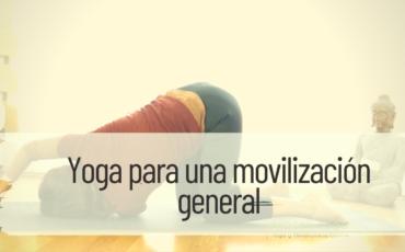 yoga para una movilización general