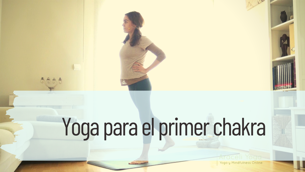 yoga para el primer chakra