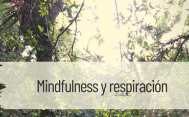 mindfulness y respiración