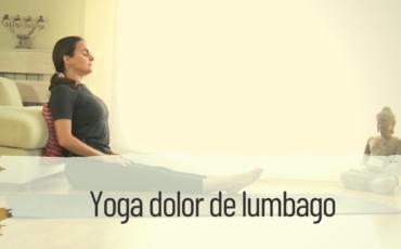 yoga dolor de lumbago