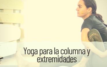 yoga para la columna y las extremidades